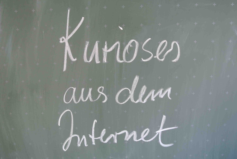 Kurioses aus dem Internet