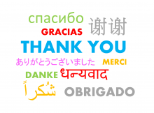 Dankeskarte